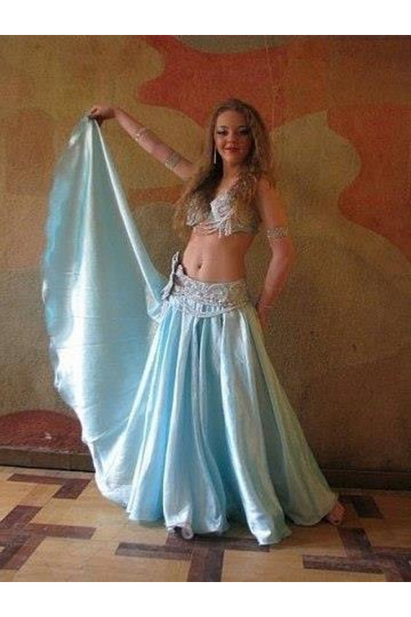 Professional bellydance costume (classic 7a-used)