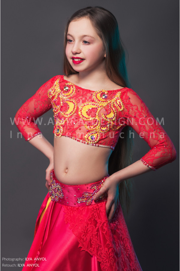 Group bellydance costume (group 1c)