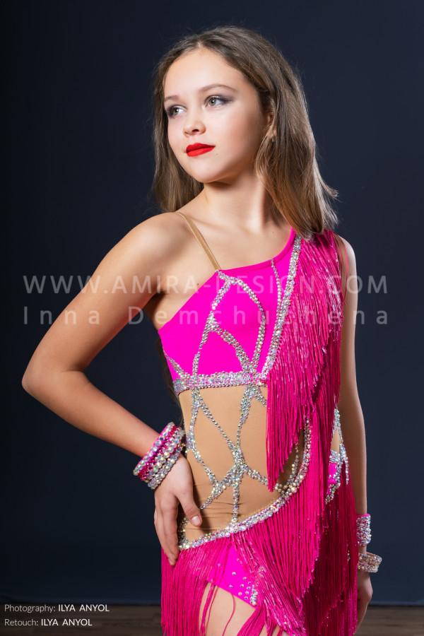 Professional bellydance costume (classic 52с)