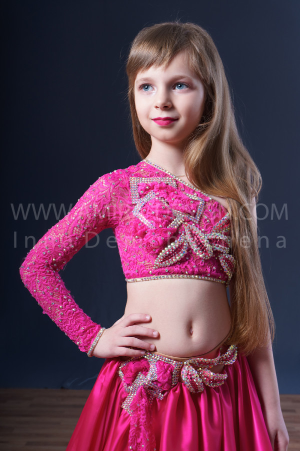 Professional bellydance costume (classic 55с)