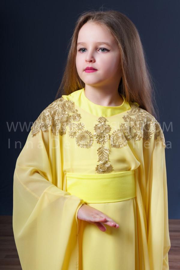 Folklore bellydance costume (folk 21с)